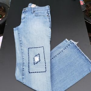 !it jeans 29 wide leg jeans boot cut
